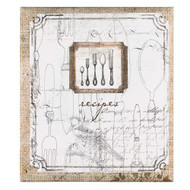 Perfect Setting Pocket Page Recipe Book