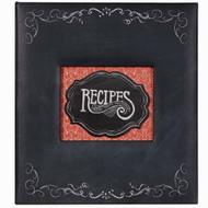 Savory Eats Pocket Page Recipe Book