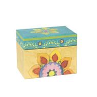 Tunisian Sunset Recipe File Box