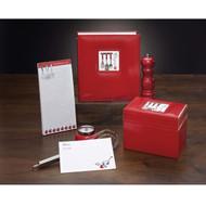 A La Cart Recipe File Box