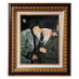 Canvas Painting - Bobov Rebbes