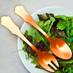 Sabre Old Fashioned Salad Server Set