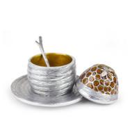 Honeycomb Beehive Pot