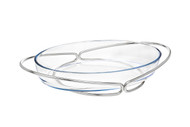 Godinger Oval Baker- Silver (84352)