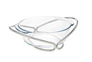Godinger Round Baker- Silver (84354)