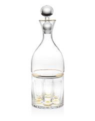 Godinger Spirits Gold 9 pc Vodka Set (48522 )