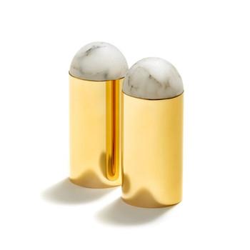 ANNA Amare Salt & Pepper Set - Gold (AM-001-01)