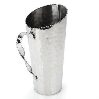 Stainless Steel Tervy Beaded Pitcher (MDP46)