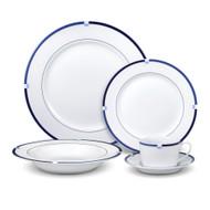Mikasa Jet Set Blue Dinnerware Set (Service for 4) (5132147)