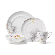Mikasa Aliza Gris Dinnerware Set (Service for 4) (K45100854)