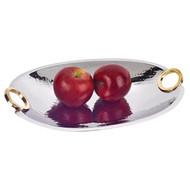 Badash Rings Oval Bowl