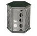 Hexagon Charity Box