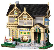 35563 - Amy's Sundial Inn  - Lemax Caddington Village Christmas Houses & Buildings