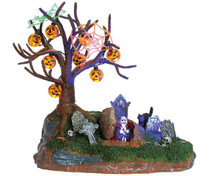 64422 -  Living Dead, Battery-Operated - Lemax Spooky Town Halloween Village Accessories