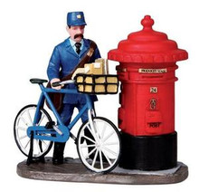 02753 - The Postman -  Lemax Christmas Figurines