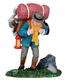 12933 - Heavy Load - Lemax Christmas Village Figurines