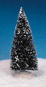 14002 - Bristle Tree, Large - Lemax Christmas Village Trees