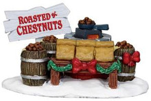 24494 - Chestnuts Roasting  - Lemax Christmas Village Misc. Accessories