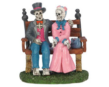 62202 -  Everlasting Love - Lemax Spooky Town Halloween Village Figurines