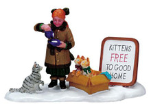 72391 -  Free to Good Home - Lemax Christmas Village Figurines