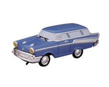 84835 -  Station Wagon - Lemax Trains & Vehicles;Lemax Misc. Accessories