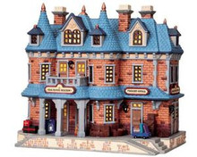 85757 -  Big River Station - Lemax Caddington Village Christmas Houses & Buildings