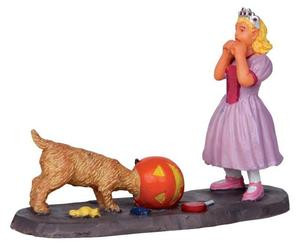 22002 - Candy Thief  - Lemax Spooky Town Halloween Village Figurines