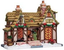 25343 - Haypenny Tavern  - Lemax Caddington Village Christmas Houses & Buildings