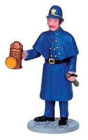 12904 - Nighttime Patrol - Lemax Christmas Village Figurines