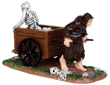 42201 - Bring Out Your Dead - Lemax Spooky Town Halloween Village Figurines