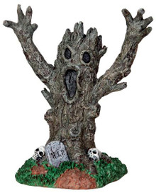 43061 - Spooky Trees Monster  - Lemax Spooky Town Halloween Village Accessories