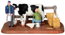 43080 - Morning Milk  - Lemax Christmas Village Table Pieces