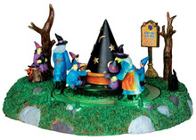 44733 - Playtime, Battery-Operated (4.5-volt)  - Lemax Spooky Town Halloween Village Accessories