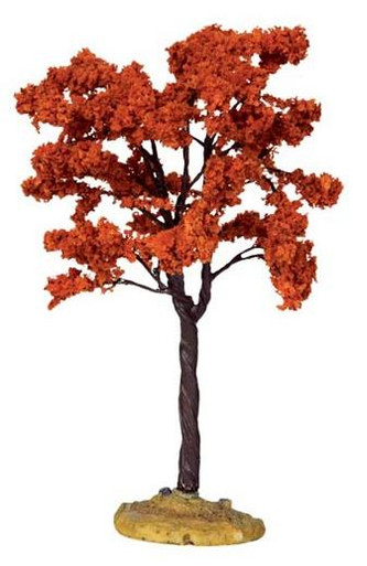 44799 - Yellowwood Tree, Medium - Lemax Christmas Village Trees
