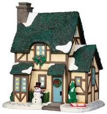 45697 - Winter Chalet  - Lemax Caddington Village Christmas Houses & Buildings