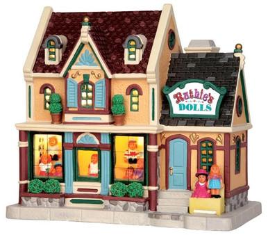 45709 - Ruthie's Dolls  - Lemax Caddington Village Christmas Houses & Buildings