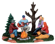 53233 - Campfire Music - Lemax Christmas Village Table Pieces
