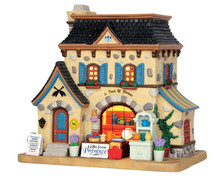 55955 - A Touch of Provence - Lemax Caddington Village Christmas Houses & Buildings