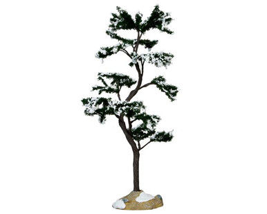 64088 - Marcescent Tree, Large - Lemax Trees