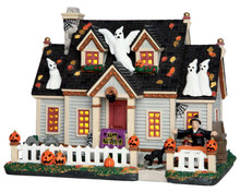 65074 - Trick or Treat House - Lemax Spooky Town Houses