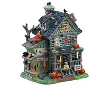 75185 - Creepy Neighborhood House - Lemax Spooky Town Houses