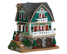 75220 - Harrison Residence - Lemax Caddington Village