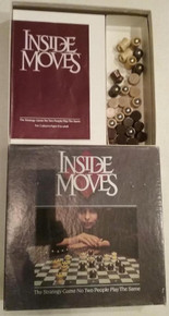Vintage Board Games - Inside Moves - Parker Brothers