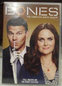 Bones - Season 9 - TV DVDs