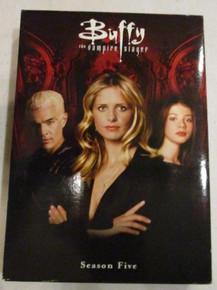 Buffy the Vampire Slayer - Season 5 - TV DVDs