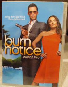 Burn Notice - Season 2 - TV DVDs