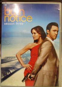 Burn Notice - Season 3 - TV DVDs