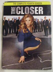 Closer, The - Season 4 - TV DVDs