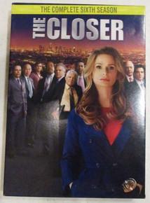 Closer, The - Season 6 - TV DVDs
