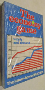 Vintage Board Games - The Economy Game - 1975 - Krumacher